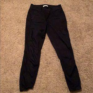 Black Loft Pants